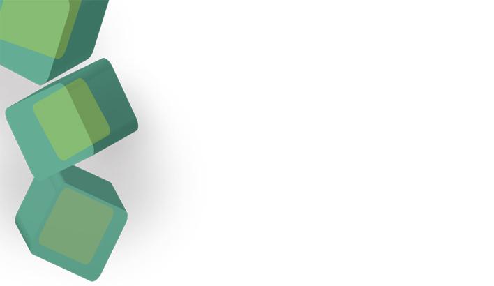 Carte De Visite Gratuite Logiciel 3d Cube Vert